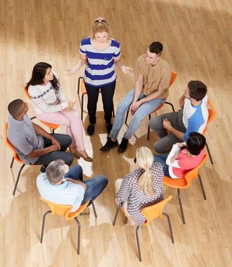 Group Therapy and Supportive Group Counseling