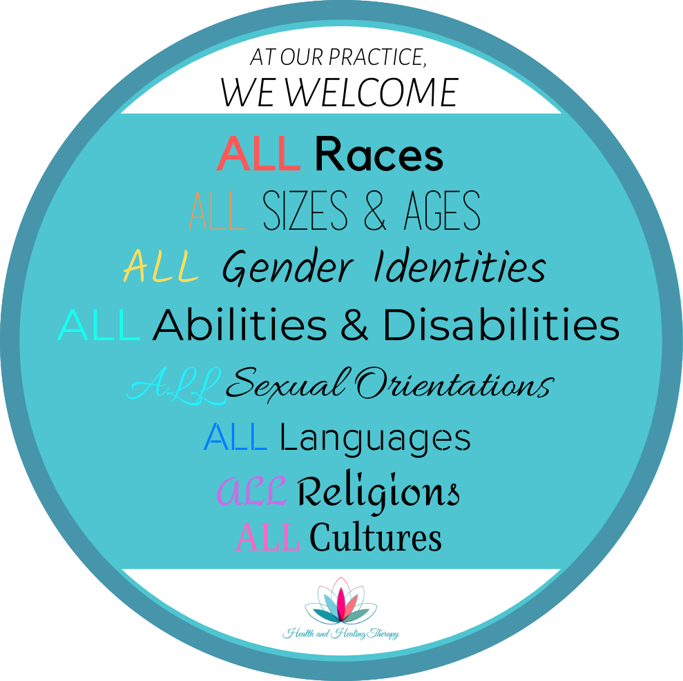 Inclusive Therapy Practice - Welcoming to All